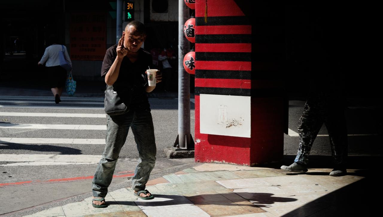 Street Photography Photobomb!