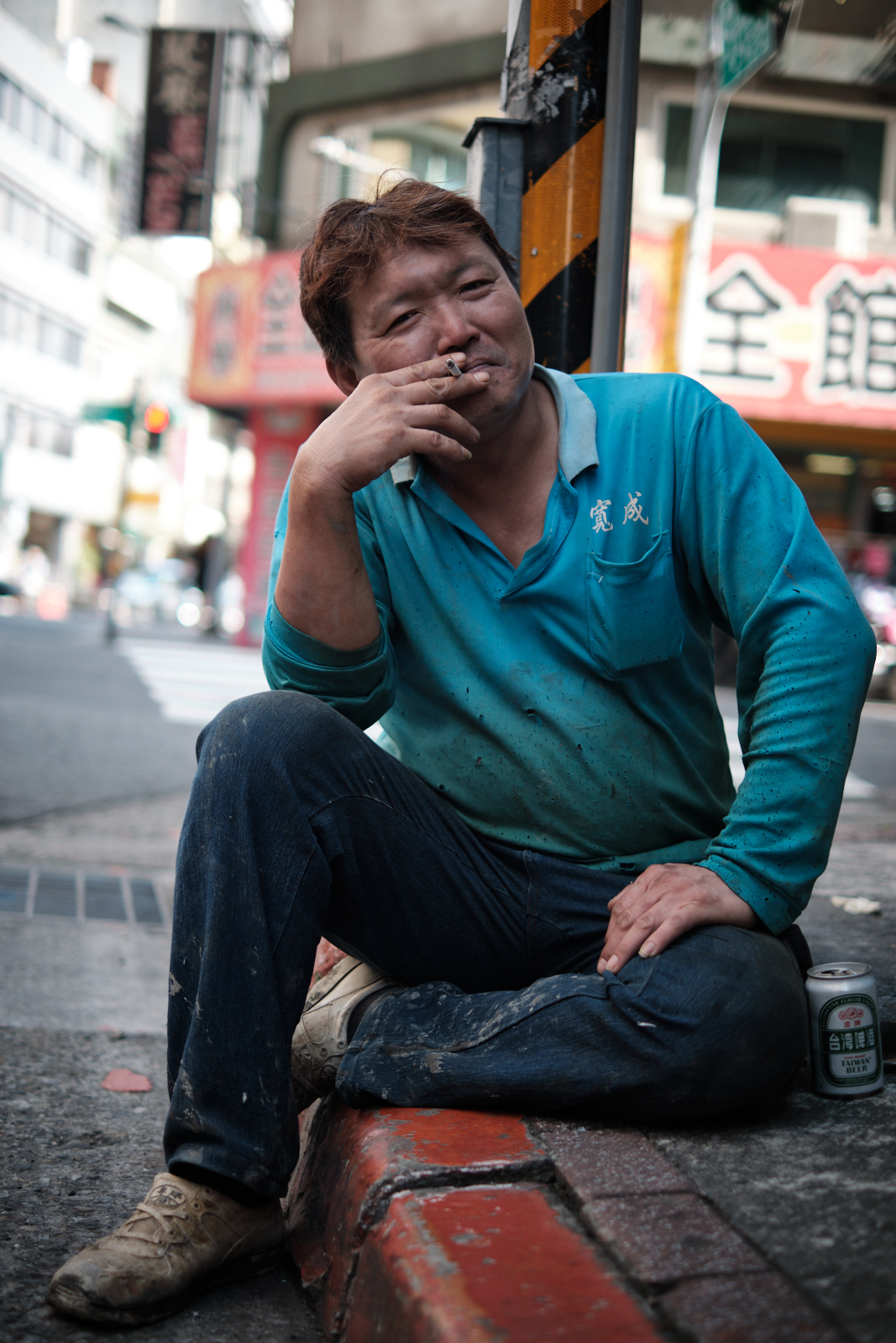Beer & Smoke Break: Taipei, Taiwan